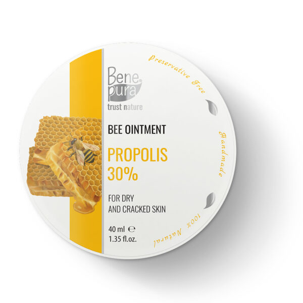 Natural-Ointment-with-30%-Propolis-1.35-fl.oz-40ml-Wrinkles-and-Pimples-Pure-Concentrate-of-Nature-Handmade-in-EU-with-Essential-Oils-and-Natural-Ingredients-2